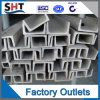 ASTM A36 Ss400 Q235 Steel U Channel