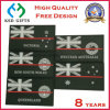 PVC Velcro Back/Magic Tape Rubber Patch/Garment Accessory
