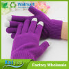 Purple Smart Phone Touch Screen Gloves Children or Women Gloves