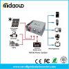 Free Shipping off Grid Hybrid Solar Inverter 1000W DC12V/24V/48V 220VAC /MPPT Controller/PC Remote Control