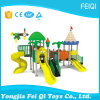 New Design Supplier Castle Playground Air to Slide Castle Series (FQ-YQ06702)