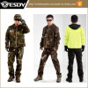 Outdoor Camouflage Rattlesnake Jacket Pants Python Tactical Shooter Suit Set