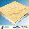 Natural Sunny Yellow Stone Marble Honeycomb Panel for Indoor Decoration