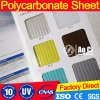 Plastic Building Material Polycarbonate Triple-Wall Hollow Sheet of Roofing Sheet