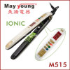 M515 Unique Lock Design Hair Straightener for Different Hair Type