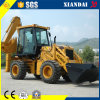 Tractor with Backhoe Xd860