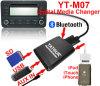 Yatour Digital Media Changer (USB/SD card/aux in/iPod/iPhone) for VW/Toyota/Honda/Mazda...etc