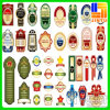 Promotion Gift Die Cut Adhesive Vinyl Sticker for Advertising
