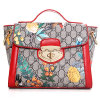 Designer Floral Collection Inspired Ladies Handmade Leather Top Shoulder Bags Sy7710