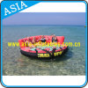 PVC Tarpaulin Inflatable Fly Fish Crazy UFO for Water Games