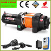 3000lbs Auto Electric Winch with Synthetic Rope