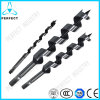 Professional Grade Wood Auger Drill Bits with Threading Tip