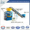 Hydraulic Press Fully Automatic Cement Concrete Brick Block Making Machine