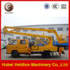 Euro4 Emission High Altitude Aerial Working Truck 16 Meters