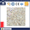 Irregular Rainbow Color Luster Ceramic Mosaic Wd6180
