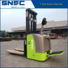 Snsc 1.5t Stand-on Way Electric Stacker for Sale