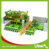 Indoor Jungle Gym Equipment with Toddler Area