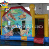 Inflatable Small Bouncer Jumpers Inflatable Combo for Sale