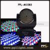 108PCS X 3W RGB/RGBW LED Moving Head Wash Light