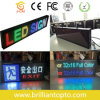 P10 Red Color LED Module Scrolling LED Message Sign