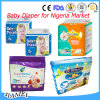 Super Soft Breathable Baby Diapers OEM and Various Packages Available