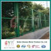 5 Foot Green Plastic Coated Chain Link Wire Fence/ Garden Edging Fence