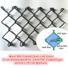 Good Quality PVC Coated Chain Link Fencing for MMA Cages