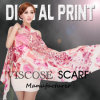 Fashion Print Scarf (JC-029)