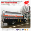 Max Volume 5500L Tanker Truck for Fuel Charging