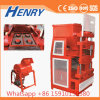 Earth Brick Making Machine Hr2-10 Hydraulic Soil Clay Interlocking Brick Making Machine Building Construction Material