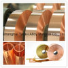 Super Pure Copper Foil Copper Alloy strip 0.075mm*19mm