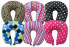 U Shape Printed Neck Pillow (6011)