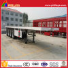 45feet Container Flatbed Steel Semi Truck 45′ Flat Bed Trailer