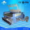 1600*1000mm Double Heads CO2 Fabric Laser Cutting Machine with Automatic Feed Manufacturer