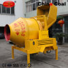 Jzc350-B Self Loading Mobile Concrete Mixer with Pump