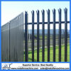 Galvanized D Pale Steel Palisade Fencing