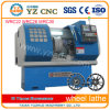Diamond Cut Alloy Wheel Repair Doctor Machine