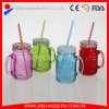 2016 Hot Selling Glass Mason Jar with Handle 16 Oz Mason Jars Wholesale