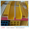 Anti-Ageing Fiberglass Channel/Pultruded FRP C Channel U Channel FRP Profile Construction Use Fiberglass FRP Channel