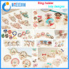 Cartoon Character Logo Finger Ring Holder for Company Gift with Lots Design