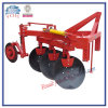 Farm Power Tiller Tractor Hanging Double Way Disc Plough
