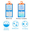 Hanging Moisture Absorber Pack