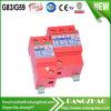 3 Poles 20ka-40ka 1000V DC Surge Protector Devices