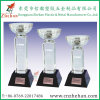 Custom Design Crystal Trophy Cup with Base