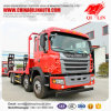 Customized Heavy Equipment Transport Low Flat Deck Truck