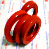 NBR / FKM / Tc Oil Seal with Two Lips 35*70*12
