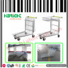 Heavy Duty Foldable Warehouse Cargo Trolley for Transport