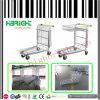 Heavy Duty Foldable Warehouse Cargo Trolley for Transport