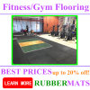 China Manufacturer Noise Reduction Weight Lifting Home Gym Flooring
