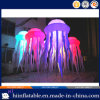 2015 Beautiful Party Decoration Lighting Inflatable Jellyfish with LED Light for Night Club Decoration